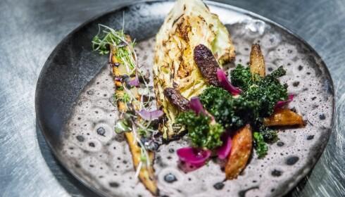 INSTA-TILPASSET: Maten på restaurant Norda ser bra ut - og egner seg på Instagram.