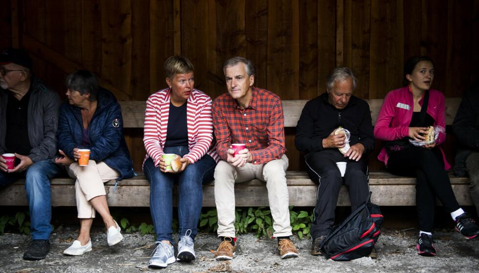 På tur: Stortingsrepresentant Hege Haukeland Liadal (Ap) har trolig jukset med reiseregninger. Foto: Jon Olav Nesvold / NTB scanpix
