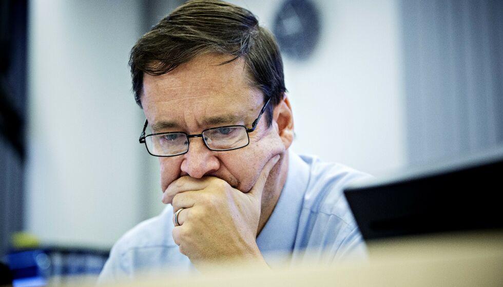 ADVOKAT: John Christian Elden bistår politimester Hætta i forbindelse med etterforskningen. FOTO: Nina Hansen / Dagbladet