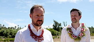 Norge kritiseres i brev til kronprinsen