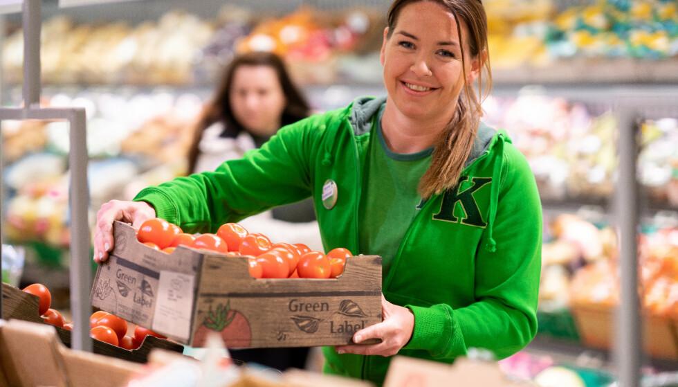 EVIGGRØNN: Hanne Høivik følte mye gikk galt i rød russedress, men da hun byttet til grønn uniform snudde alt. Foto: Kiwi