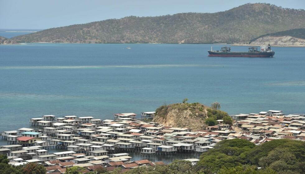 PORT MORESBY: Problemet er ikke bare i Port Moresby, hovedstaten i Papua Ny-Guinea, sier legen. Foto: Peter Parks/AFP