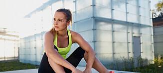 Fysisk aktivitet mot mentale plager