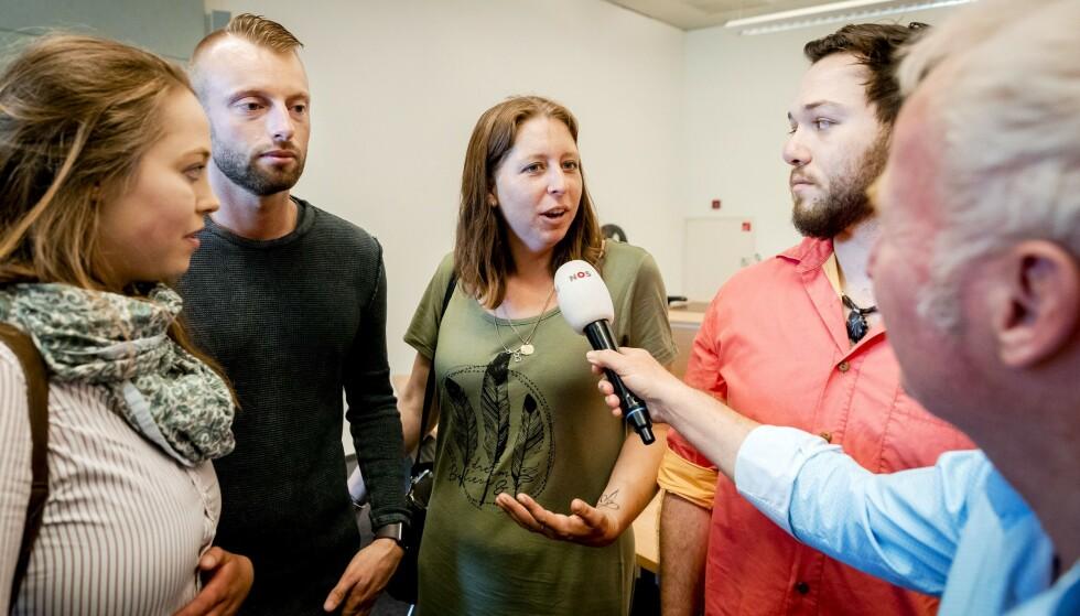 SKANDALE: En nederlandsk fertilitetslege, anklaget for å ha brukt sin egen sæd for å inseminere pasienter uten deres samtykke, er far til intet mindre enn 49 barn. Foto: AFP/NTB Scanpix