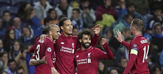 Liverpool enkelt til semifinale