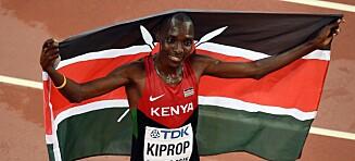 Ingebrigtsen-rival utestengt for doping