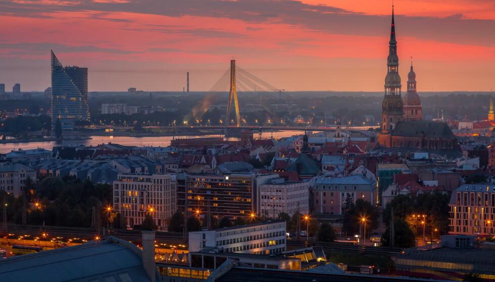 FLYKTET: Drapet skjedde i Latvias hovedstad Riga. Arkivfoto: Nikolay Antonov / Shutterstock / NTB Scanpix