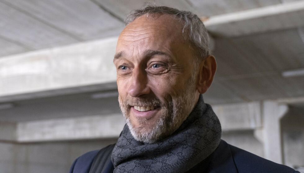 NY SPILLER: Lars Bohinen har forsterket forsvaret. Foto: NTB Scanpix