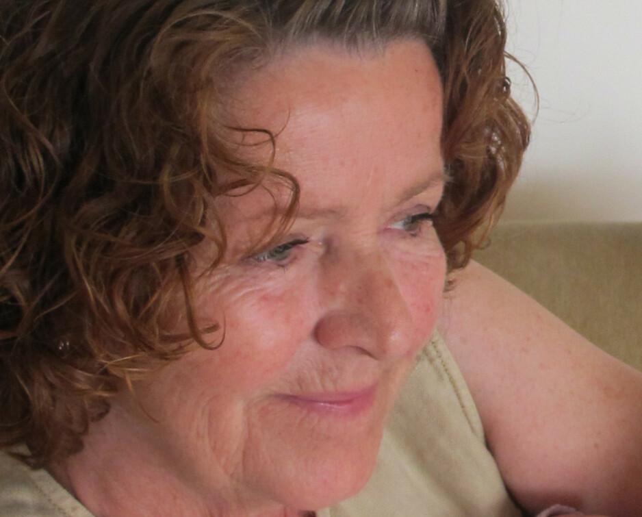 BORTE: Anne-Elisabeth Hagen har vært savnet fra sitt hjem på Fjellhamar siden 31. oktober i fjor. Foto: Privat / NTB scanpix