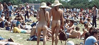 Fullt kaos om legendarisk festival