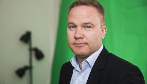 <strong>TAR AVSTAND:</strong> Helge Lurås sier hatefulle ytringer er helt uakseptable. Foto: Håkon Mosvold Larsen / NTB scanpix