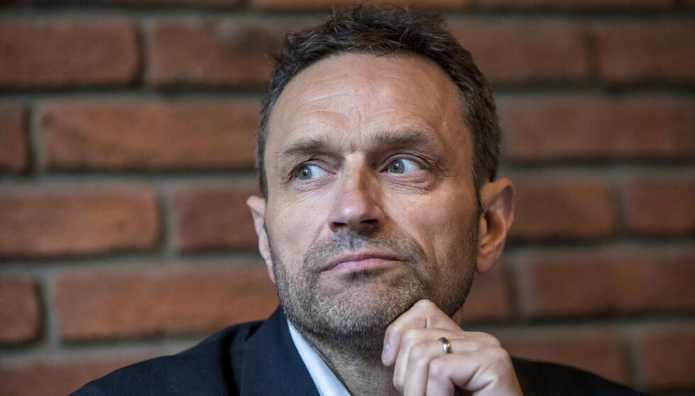 Nasjonal talsperson for De Grønne Arild Hermstad mener bompengene i Oslo er et spleiselag for ren byluft og et bedre kollektivtilbud. Foto: Ole Berg-Rusten / NTB scanpix