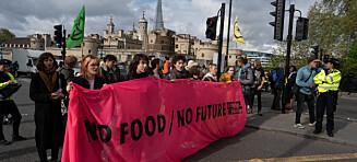 Storbritannia erklærer klimakrise
