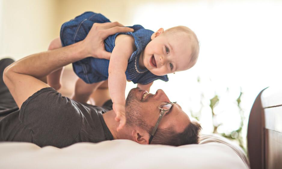 PAPPAPERM: For meg er det viktigere å sikre at alle fedre og barn får god tid til å bli kjent med hverandre, i hverdagen og på egne premisser uten mors innblanding, enn å gi en liten gruppe større valgfrihet, skriver innsenderen. Foto: Shutterstock / NTB Scanpix