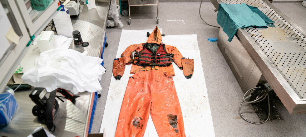 Politiet bekrefter at liket fra Smutthullet er russisk krabbefisker
