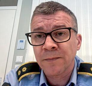 FANT SVARET: Ståle Luther seksjonsleder for etterforskning hos Troms politidistrikt. Foto: Øistein Norum Monsen / Dagbladet