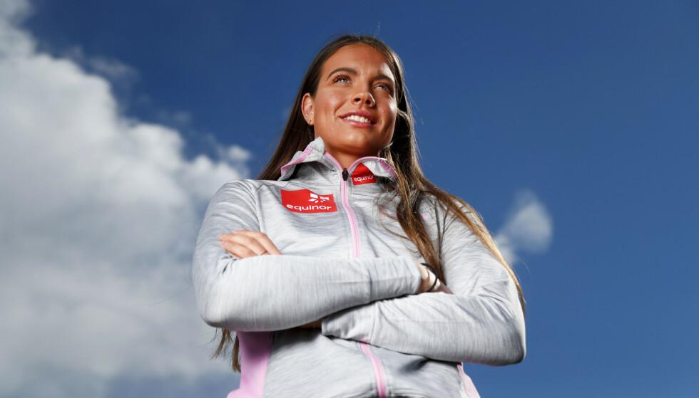 <strong>REKRUTT:</strong> Kristine Stavås Skistad ble tatt ut som en av utøverne på Morgendagens Helter rekrutt- og juniorlandslag for sesongen 2019/2020. Foto: Ryan Kelly / NTB scanpix