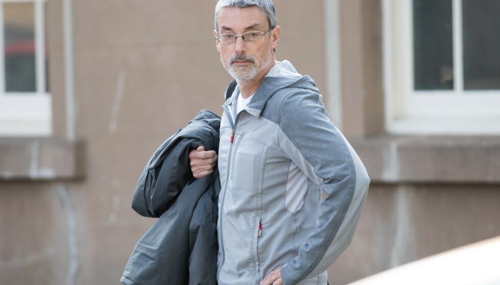 FENGSLET: Denne uka ble Simon Hayes dømt til to og et halvt års fengsel. Foto: PA Photo / NTB scanpix