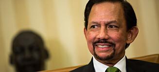 Brunei vil likevel ikke steine homofile