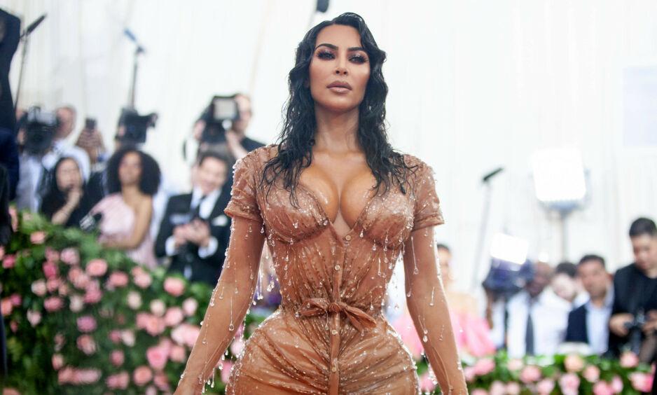 NY ÆRA: Sextapen som ble lekket i 2007 gjorde Kim Kardashian West til stjerne over natta. Siden den gang har mye endret seg for realitydronninga. Foto: NTB Scanpix
