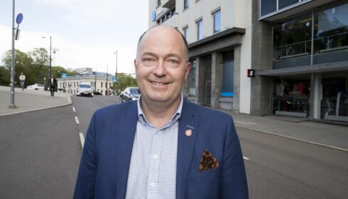 UMUSIKALSK: Morten Stordalen i Frp reagerer på lønningene. Foto: Terje Pedersen / NTB scanpix