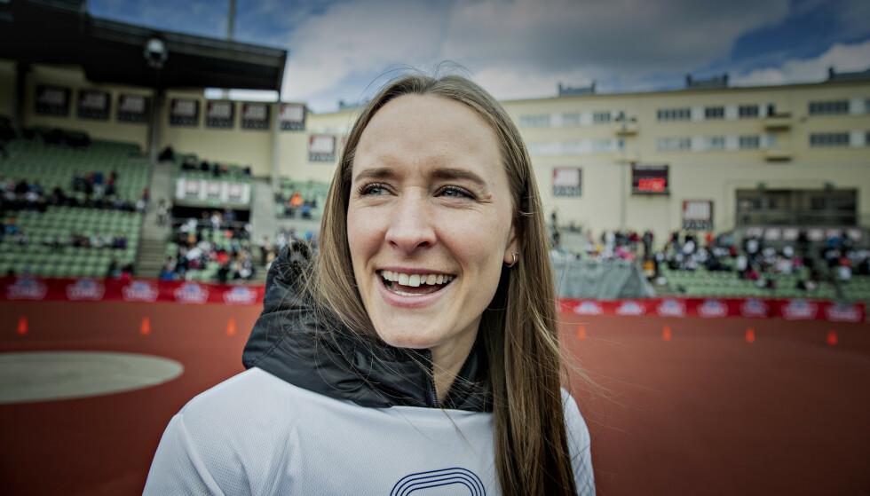 NORSK HÅP: Hedda Hynne har løpt mot Caster Semenya på friidrettsbanen. Hun mener CAS har tatt en riktig avgjørelse i saken mot den profilerte løperen. Foto: Bjørn Langsem / Dagbladet