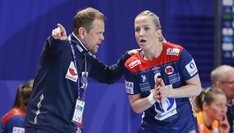STJERNE: Uroen i Larvik og Vipers Kristiansands knallharde satsing har sendt Heidi Løke inn på ryktebørsen for fullt. Den har meldt henne til Vipers.  Foto: Vidar Ruud / NTB scanpix