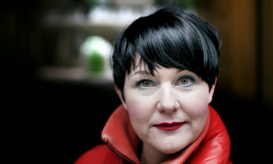 Innlagt igjen: Den kreftsyke komikeren Christine Koht (52) har igjen blitt innlagt på Radiumshospitalet. Denne gang med et virus, avslører podkastpartner Joachim Førsund. Foto: NTB Scanpix