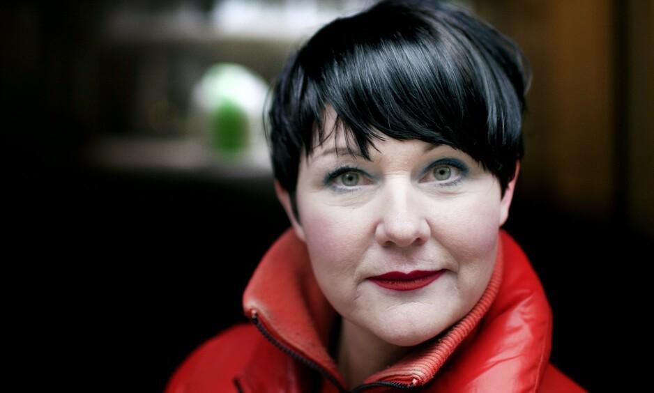 <strong>FORTSATT INNLAGT PÅ SYKEHUS:</strong> Christine Kohts podkast-partner, journalist Joachim Førsund, forklarer at komikerens situasjon er uavklart. Foto: NTB Scanpix