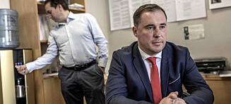 Kontroversiell snøkrabbe-lobbyist vil bli Latvias nye president