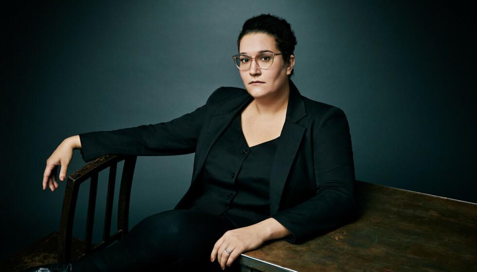 HYPE: Amerikanske Carmen Maria Machados første novellesamling har blitt nominert til flere store priser. Foto: SOLUM BOKVENNEN