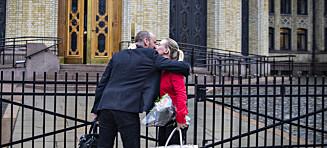 Fant kjærligheten på Stortinget