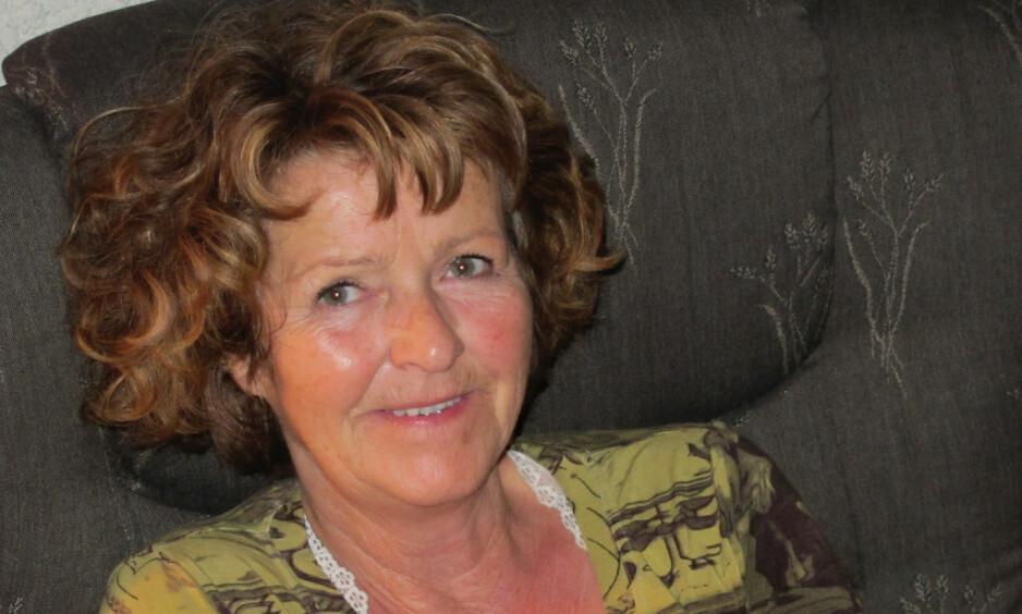 FORSVUNNET: Anne-Elisabeth Hagen (69) forsvant fra sitt hjem 31. oktober i fjor. Foto: AFP / NTB Scanpix