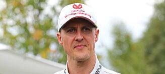 Nå forteller de hele historien om Schumacher
