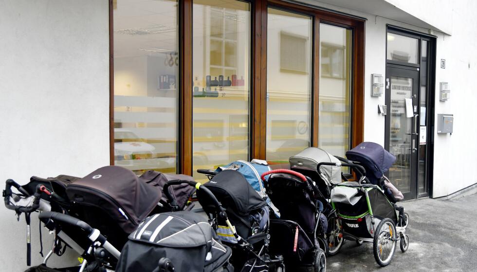 FLERE KJEDEBARNEHAGER: Store, profesjonelle aktører dominerer stadig mer av barnehagemarkedet. Foto: Frank Karlsen