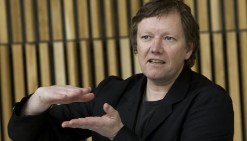 VIL KANSKJE DELTA: Kjetil Trædal Thorsen i Snøhetta. Foto: NTB scanpix