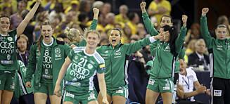 Norske stjerner herjet - vant tredje strake Champions League-tittel