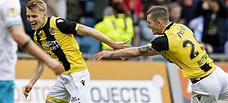 Lagkameraten fikk hakeslepp av Ødegaard
