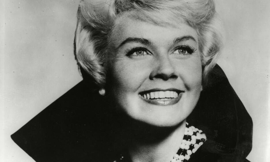 DØD: Hollywood-ikonet Doris Day er død. Hun ble 97 år gammel. Dette bildet ble tatt i 1950. Foto: NTB scanpix