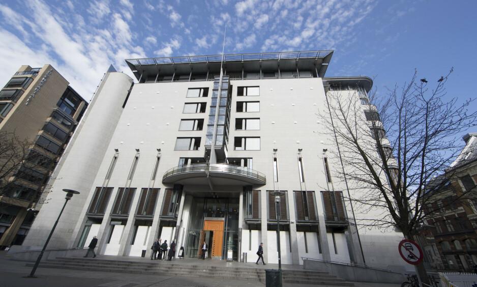 BEDRAGERIER: En mann må møte i Oslo tingrett, tiltalt for bankbedragerier for rundt 12 millioner kroner. Foto: Terje Pedersen / NTB scanpix
