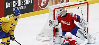 Hockeygutta ydmyket av Sverige