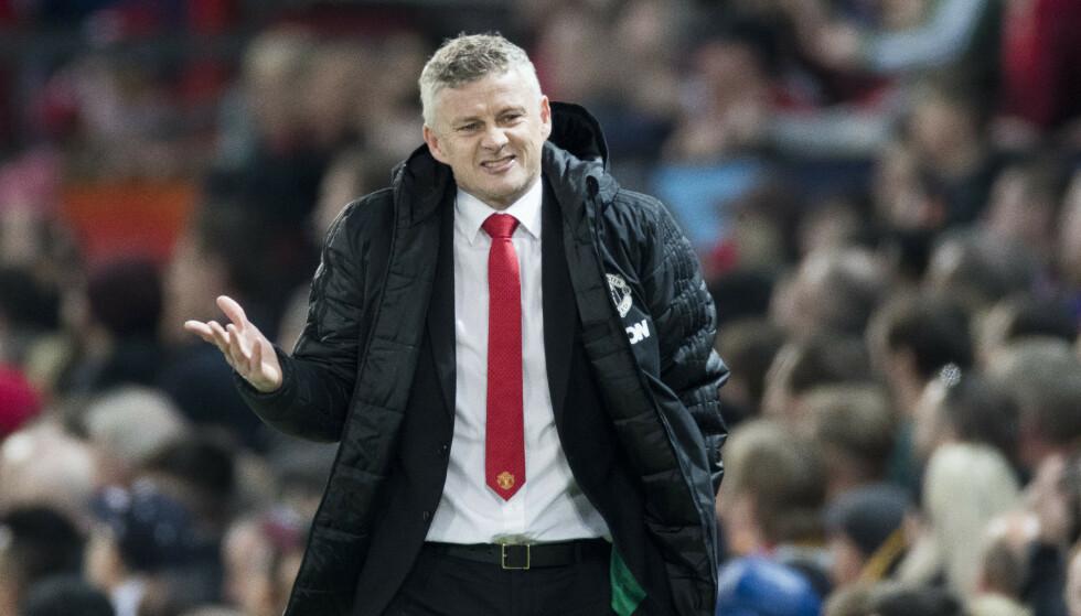 KLARE KRAV: Ole Gunnar Solskjær krever at spillerne i Manchester United møter opp i meget god fysisk form når sesongoppkjøringen starter. Foto: Terje Pedersen / NTB scanpix