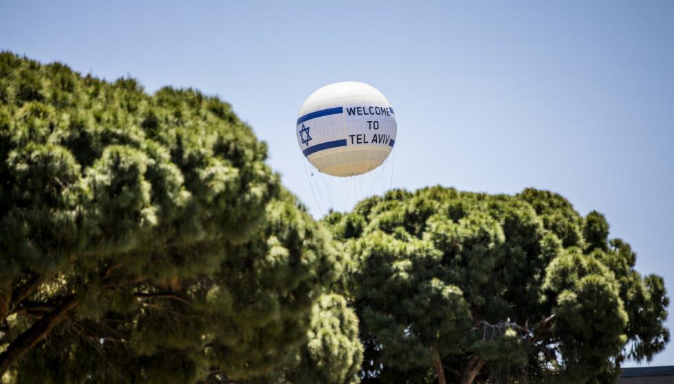 - VELKOMMEN: Denne uka arrangeres Eurovision i Tel Aviv. Foto: Christian Roth Christensen / Dagbladet