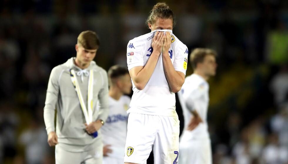 ROTET BORT LEDELSE: Leeds rykker ikke opp til Premier League igjen i år heller. Foto: NTB Scanpix