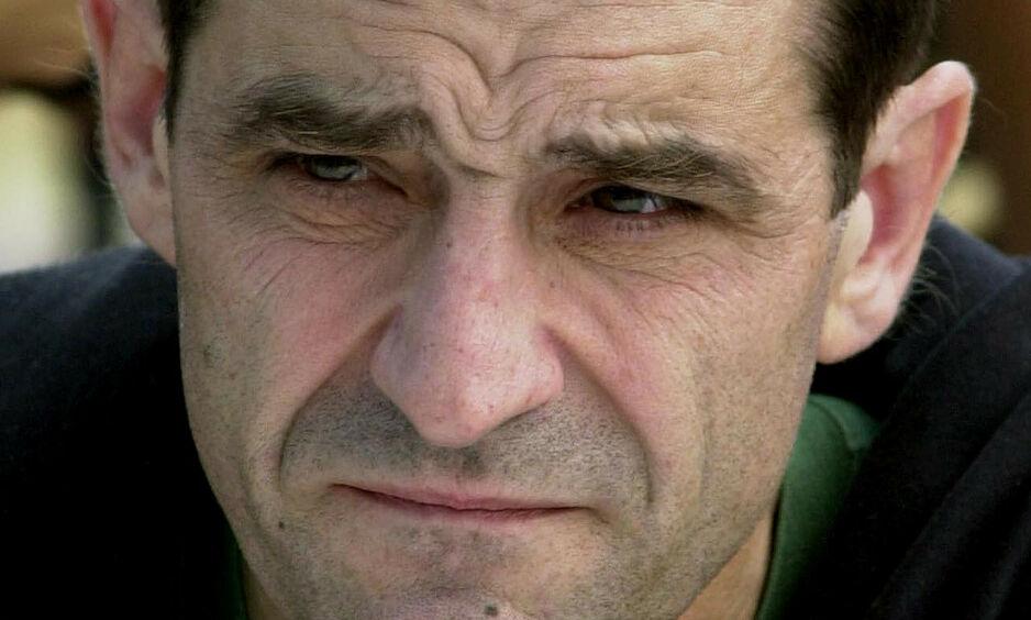 TATT: Jose Antonio Urrutikoetxea Bengoetxea, bedre kjent som Josu Ternera, var i sin tid politisk sjef for ETA. Han ble pågrepet torsdag morgen i Sallanches i de franske alpene. Arkivfoto: AP / NTB scanpix.