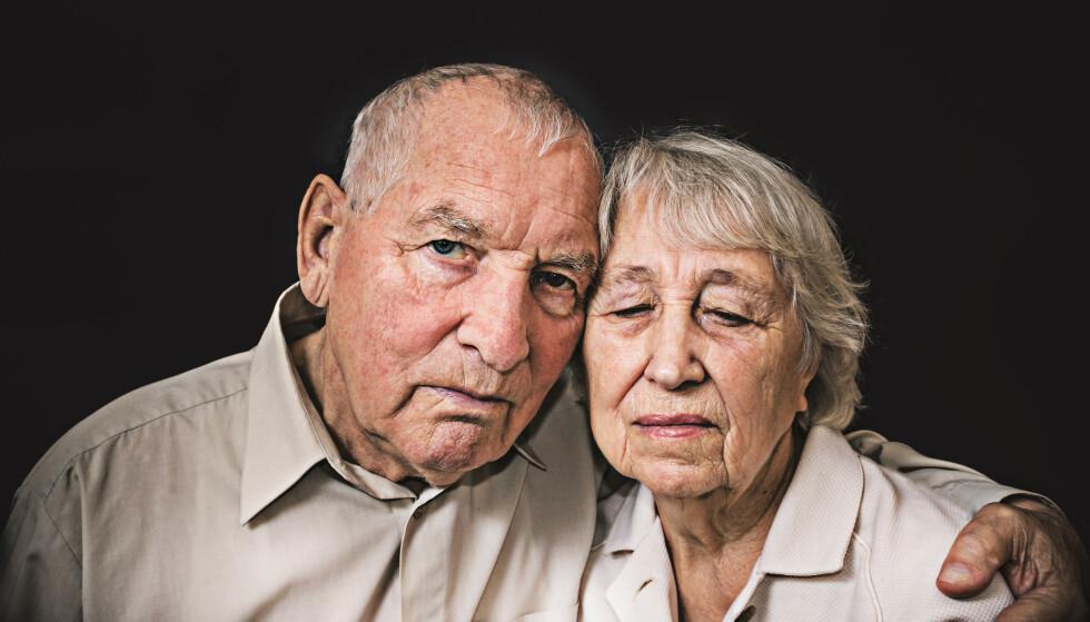 <strong>STORE BELØP:</strong> Totalt har regjeringen spart 7,8 milliarder kroner på alderspensjonistene, ifølge Unios beregninger. Foto: NTB Scanpix