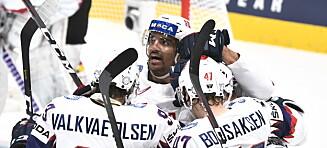 Norsk hockey-opptur!