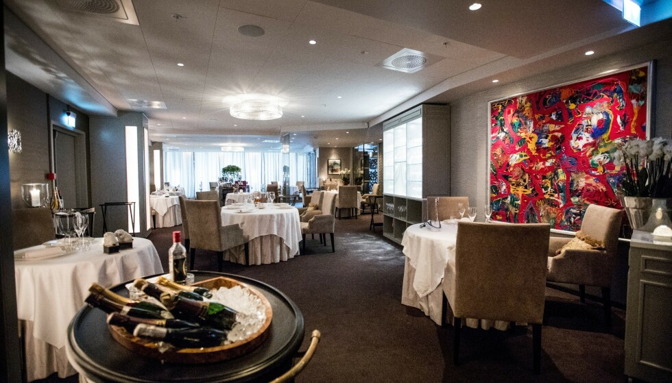 KLASSISK: Restaurant À L'aise er i ferd med å etablere seg som en av hovedstadens ypperste spisesteder. Og Michelin-stjernene er neppe langt unna.