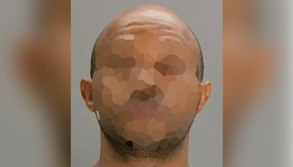 TILTALT: En 46 år gammel kenyansk mann bosatt i Texas er tiltalt for å ha drept tolv eldre kvinner. Foto: Politiet
