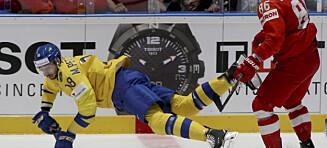 Svensk totalhavari i ishockey-VM